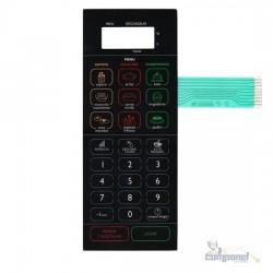 Membrana Teclado Microondas Panasonic NNST359